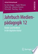 Jahrbuch Medienpädagogik 12