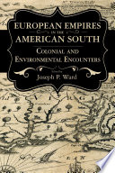 European Empires in the American South Book PDF