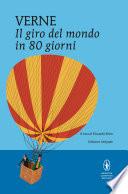 Il giro del mondo in 80 giorni Book Cover
