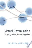 Ebook Virtual Communities Epub Felicia Wu Song Apps Read Mobile