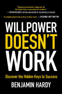 cover img of Willpower Doesn't Work