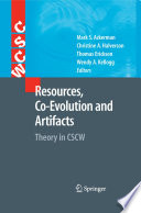 Resources, Co-Evolution and Artifacts