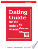 Dating Guide For The Mature Woman : ...