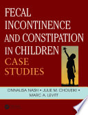 Fecal Incontinence and Constipation in Children Book PDF