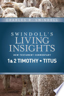Insights On 1 & 2 Timothy, Titus : epistles as a part of...