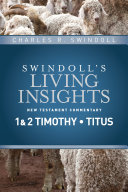 download ebook insights on 1 & 2 timothy, titus pdf epub