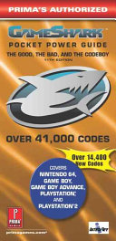 Prima s Authorized GameShark Pocket Power Guide