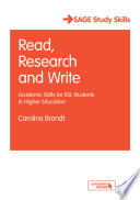 Read  Research and Write