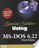 Using MS DOS 6 22