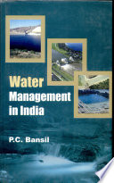 Water Management In India book