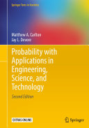 Probability with Applications in Engineering, Science, and Technology