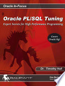 Oracle PL SQL Tuning