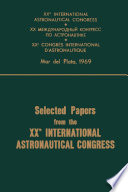 Proceedings of the XXth International Astronautical Congress