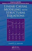 Linear causal modeling with structural equations /
