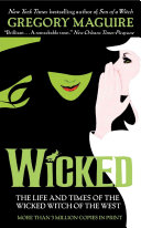 Wicked-book cover