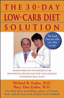 The 30 Day Low Carb Diet Solution