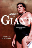 Andre The Giant book