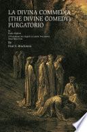 La Divina Commedia  The Divine Comedy    Purgatorio