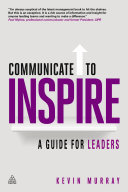Communicate to Inspire