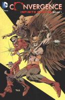 Convergence : tie-in title features heroes and...