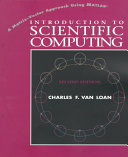 Introduction to Scientific Computing
