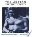 The Modern Monologue : Men