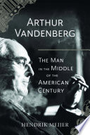 Book Arthur Vandenberg