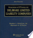 Symonds and O Toole on Delaware Limited Liability Companies