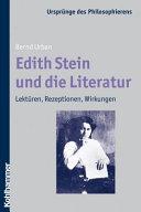 Edith Stein und die Literatur