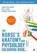 The Nurse's Anatomy and Physiology Colouring Book