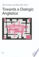 Towards a Dialogic Anglistics