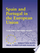 Spain and Portugal in the European Union