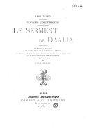 Le serment de Daalia