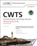 CWTS  Certified Wireless Technology Specialist Official Study Guide