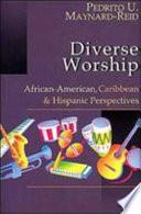 Ebook Diverse Worship Epub Pedrito U. Maynard-Reid Apps Read Mobile