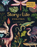 Story Of Life  Evolution : the book starts will the first...