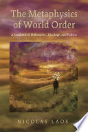 The Metaphysics of World Order