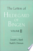 The Letters of Hildegard of Bingen   Volume II