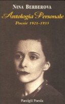 Antologia personale  Poesie 1921 1933  Testo russo a fronte
