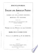 Encyclopaedia of English and American Poetry