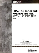 Practice book for passing the GED