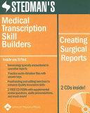 Stedman's Medical Transcription Skill Builders
