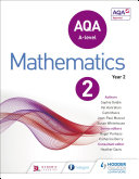 AQA A Level Mathematics Year 2