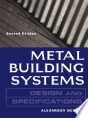 Metal Building Systems Design and Specifications 2 E