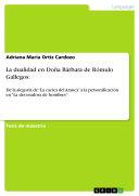 download ebook la dualidad en doña bárbara de rómulo gallegos: pdf epub