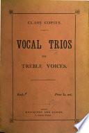 Faith Hope Charity Vocal Trios
