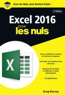 Excel 2016 pour les Nuls poche  2e   dition