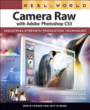 Book Real World Camera Raw with Adobe Photoshop CS3