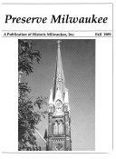 Preserve Milwaukee