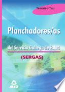 Planchadoras Del Servicio Gallego De Salud Temario Y Test